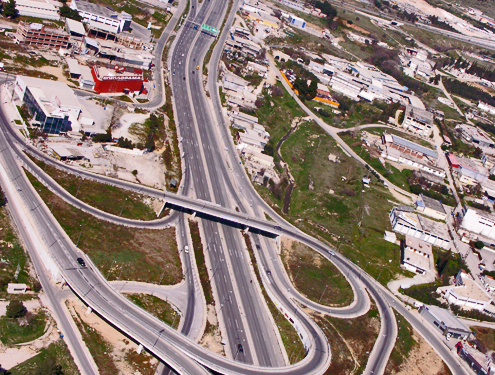 Improvement of geometric characteristics of the provincial road Oreokastro – Thessaloniki, a project for which the directorate of technical services of the prefectural administration of Thessaloniki is competent.